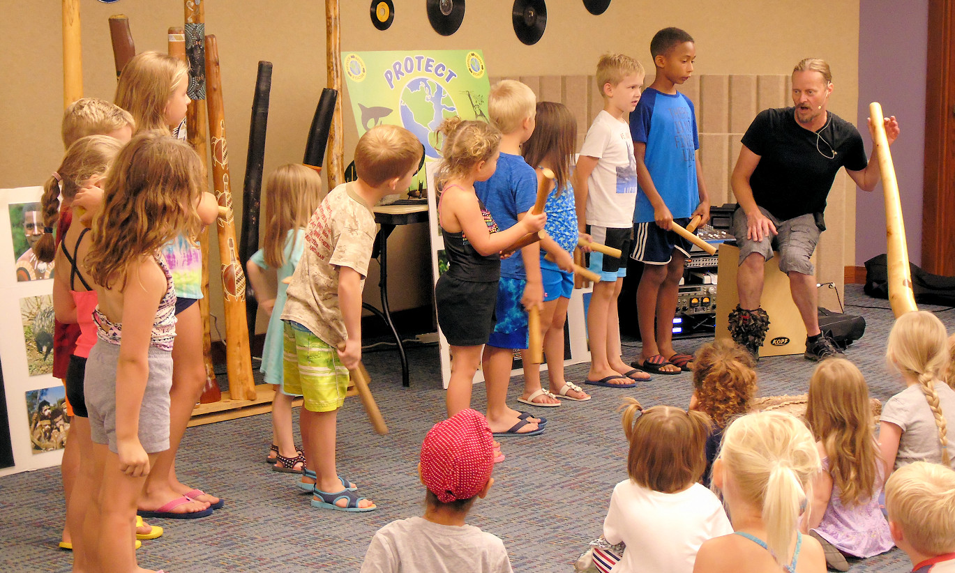 Special events for children and families