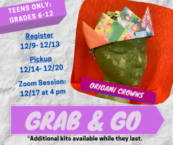 Origami Crowns
